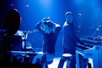 Hypnotizing Experience:  Jack White Istanbul Concert
