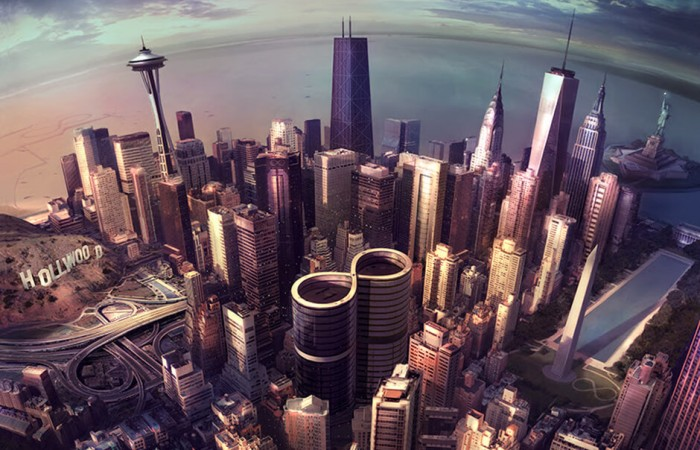 Foo Fighters ve Sonic Highways ile yolculuk