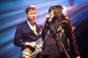 Kan, ter ve gözyaşı: The Kills – Glastonbury 2011