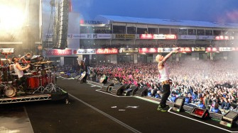 Yeni albüm şerefine: The Prodigy Live Rock Am Ring 2009