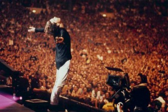LIVE BABY LIVE: INXS – WEMBLEY 1991