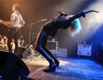 BLOOD, SWEAT AND TEARS: THE KILLS – La Cigale 2016