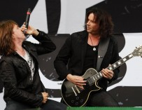 Interview with Europe's frontman Joey Tempest!
