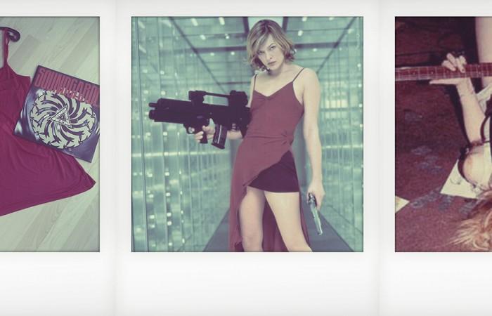 90′lardan ölümsüz bir trend: Slip Dress!