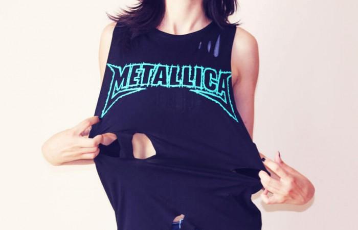 Multibabydoll Özel Tasarım Rock Tişörtleri!