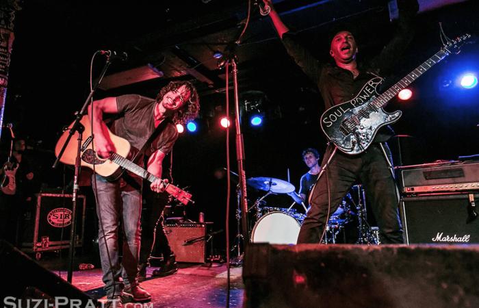Haftaya bomba gibi bir başlangıç: Chris Cornell ve Tom Morello yeniden bir arada!