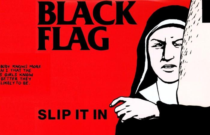 Zımba gibi Black Flag albümü: Slip It In