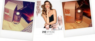 Non-Stop Party: Carolina Herrera 212 VIP Rosé